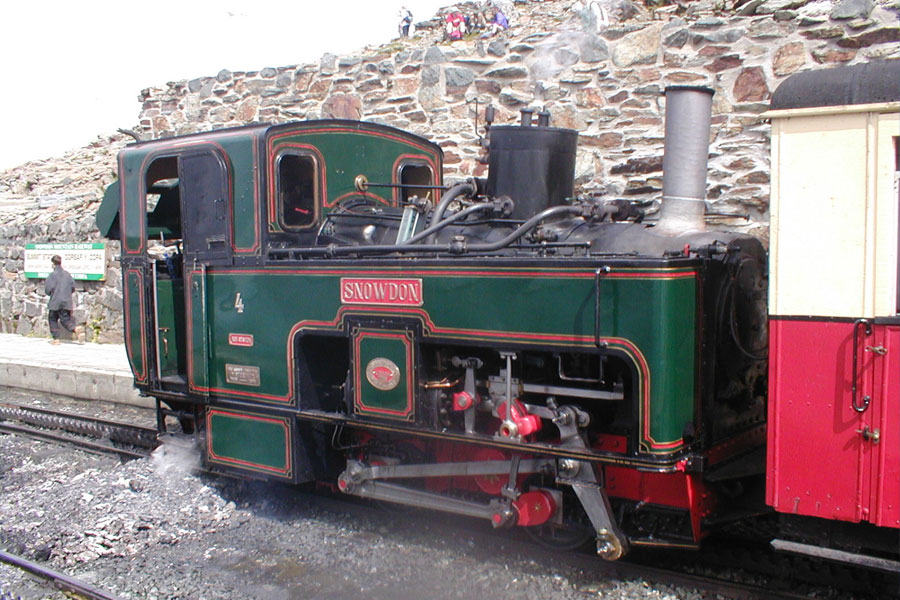 Abt Rack Railway & Technical Info – Snowdon Mountain Railway