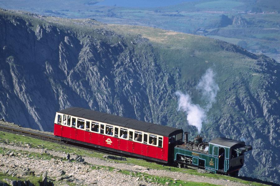 Image result for snowdon mountain railway
