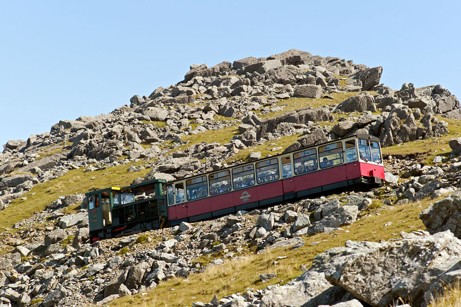 Abt Rack Railway & Technical Info – Snowdon Mountain Railway